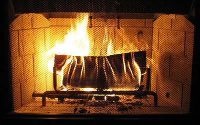 roaring-fire.jpg - December 2008 Confessions Of A She-Fan