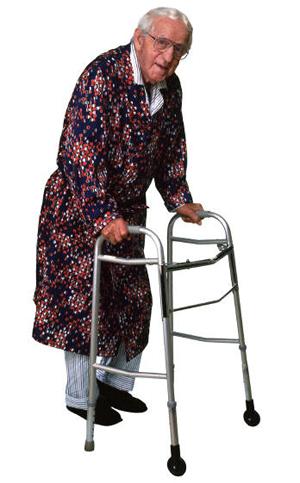 Elderly man, wa..., caregivng1.jpg
