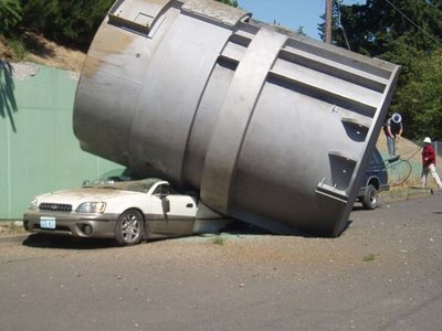 Car crushed by silo.jpg