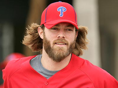 Yeah, I know. That's Jayson Werth. I couldn't find a shot of Coke